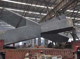 铸钢节点 大型铸钢件 钢结构专用铸钢件制造