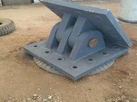 铸钢支座 大型路桥铸钢件 铸钢节点 索夹索鞍