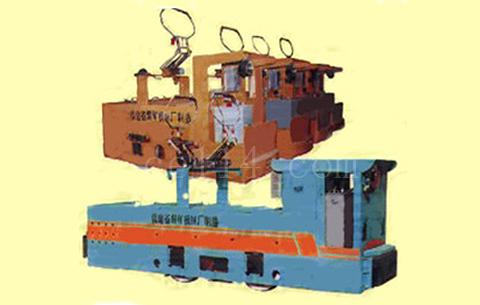 架线电机车