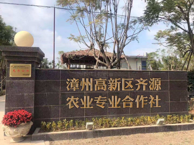公司簡介-漳州高新區齊源農業專業合作社