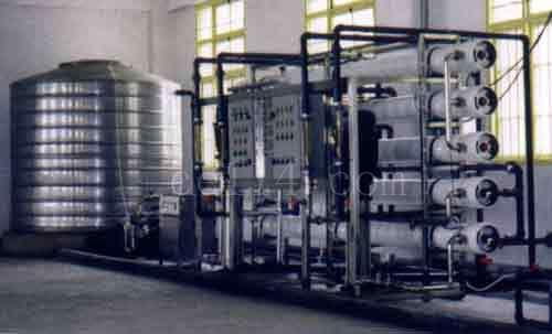 离子交换混床超纯水设备