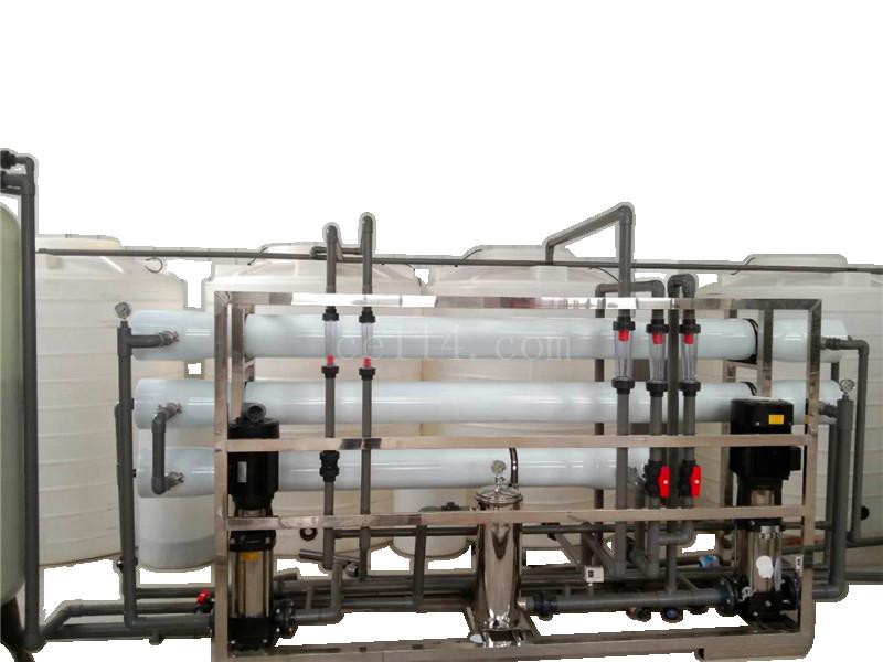 青岛超纯水设备_电镀行业超纯水_超纯水设备