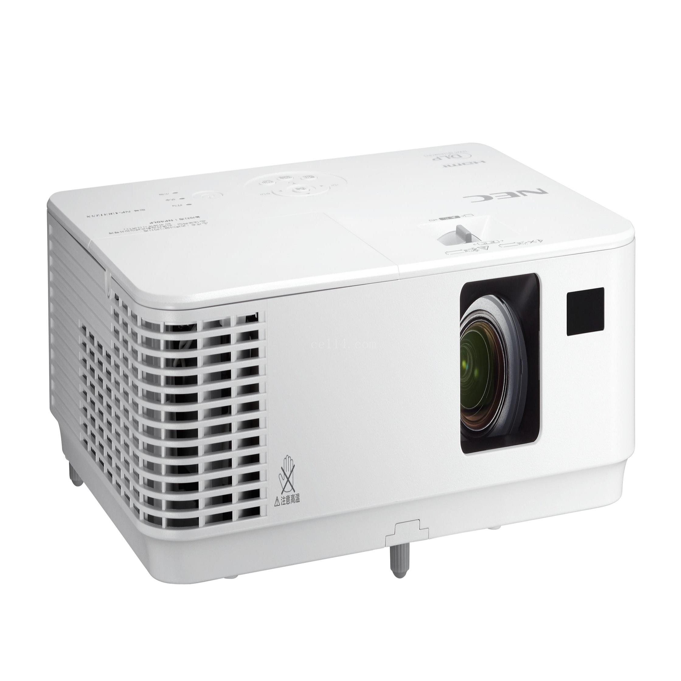 NEC CR2105X高清办公会议投影仪白天直投