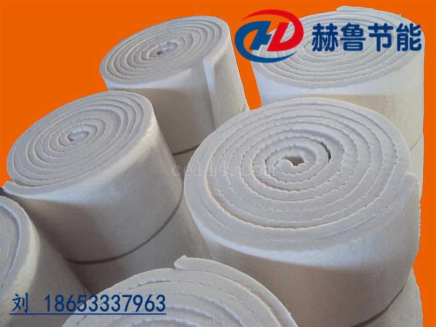硅酸铝耐火毯生产厂家正常发货硅酸铝耐火纤维毯