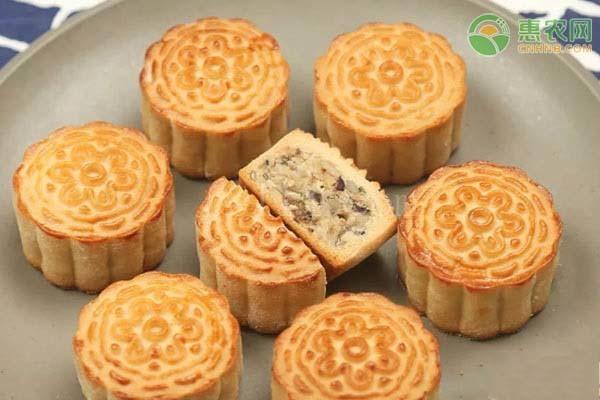 台式月饼和广式月饼的区别