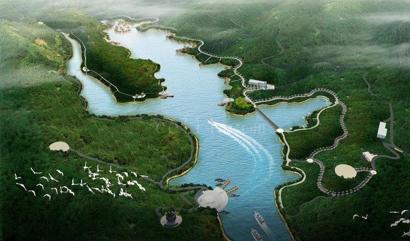 下都镇滨水农家乐旅游总体规划