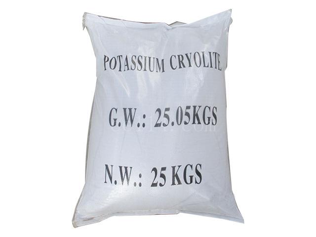 氟铝酸钾25KG包