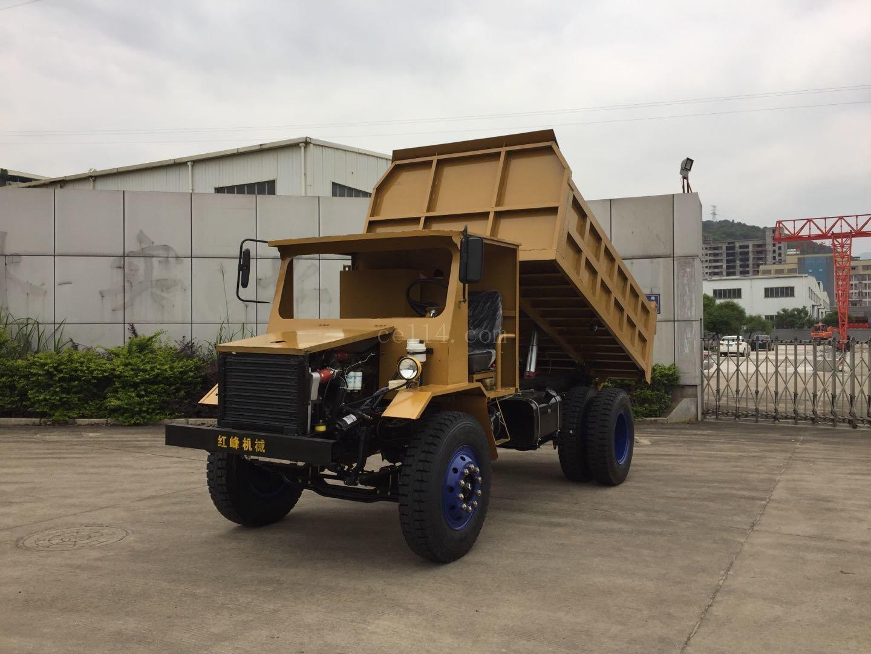 上海工矿车