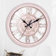 挂钟批发 欧式钟家居圆形时钟