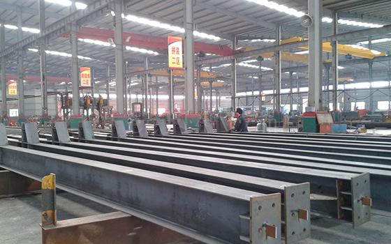 工業重鋼結構
