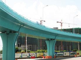 厦门市同集路提升改造工程福泽路匝道桥