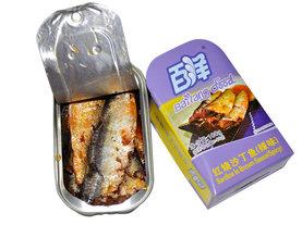 角五A型红烧沙丁鱼(辣味)