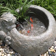 貔貅喷泉流水摆件