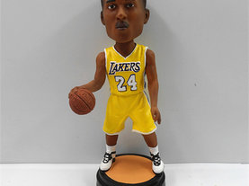 NBA球星人物公仔模型摇头车内摆件