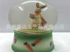 兔子妈妈树脂工艺品创意树脂