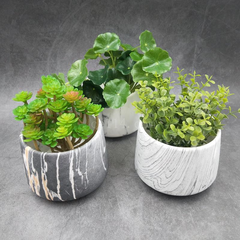 软装陶瓷花瓶