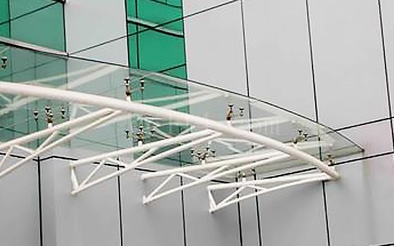 泉州钢构  医院钢结构工程 - CX-1