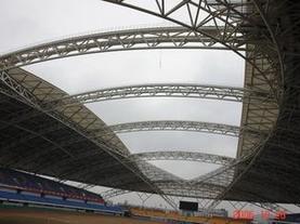 体育馆钢结构工程 - CX-5