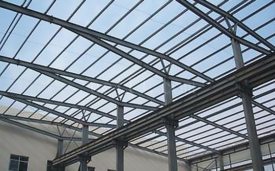 泉州鋼結構  廠房鋼結構工程 - CX-3