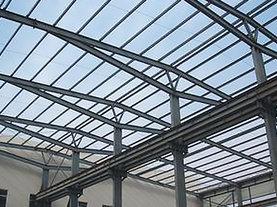 厂房钢结构工程 - CX-3