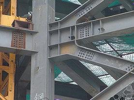 高楼钢结构工程 - CX-13