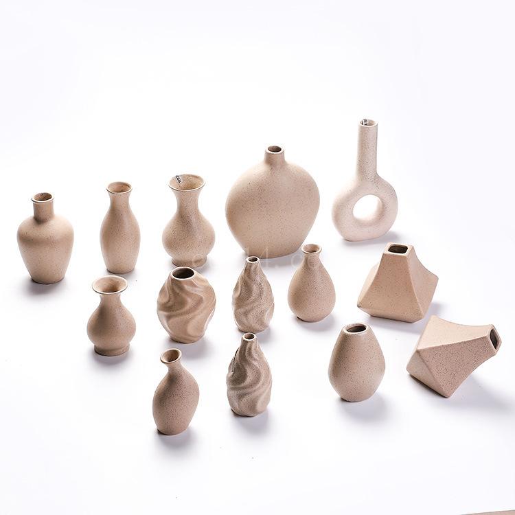 北欧式陶瓷花瓶