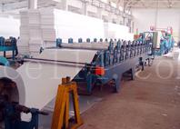 PU隔热板生产线