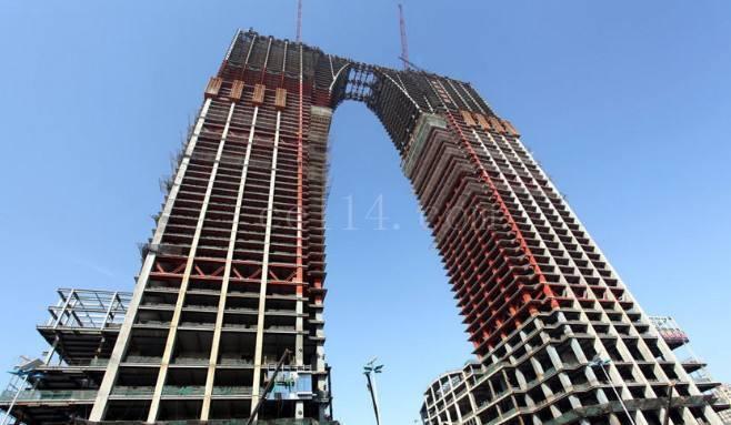 高層鋼結構