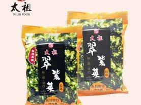 太祖8g袋装辣味翠紫菜