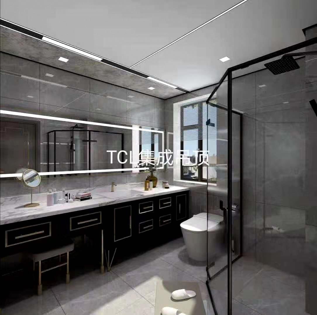 漳州南泰隆浴室TCL集成吊顶