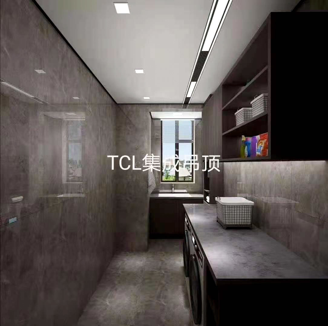 漳州南泰隆厨房TCL集成吊顶