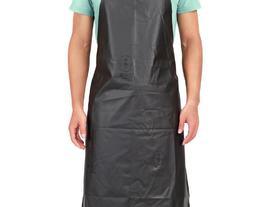可水围厂家批发(鑫势力)渔业水产围裙菜场厨房现代简约挂带围裙