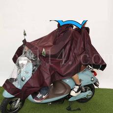 摩托車透明雨披電
