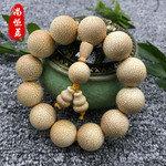 天然龙血金丝珠佛珠手串2.0男女款108颗念珠文玩竹根竹子饰品批发