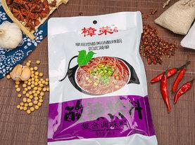 沙县百味小吃配料樟荣酸辣粉拌粉酸辣汤酸辣粉调料 500克