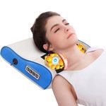 包邮颈椎按摩器颈部多功能腰部全身电动枕头肩部背部脖子家用靠垫