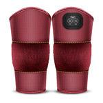 茗振厂家批发电加热护膝防寒保暖热敷按摩器一件代发