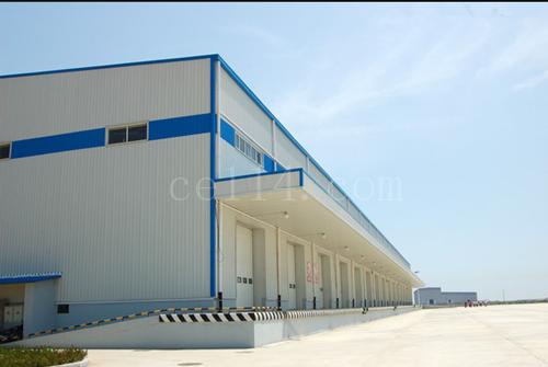 東莞市嘉榮超市有限公司物流倉庫案例