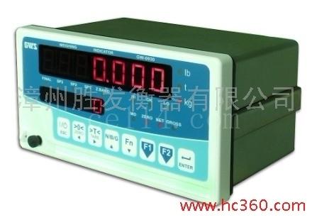GW0930自动控制仪表/称重仪表0930