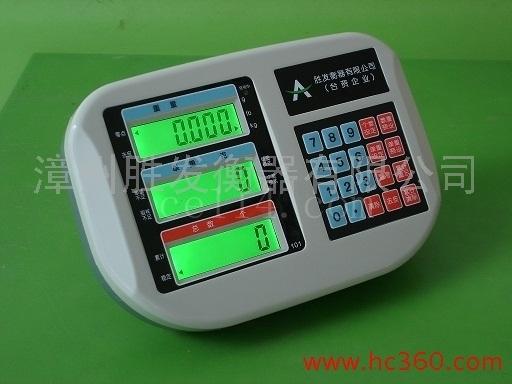 THC稱重儀表顯示器/計數臺秤儀表