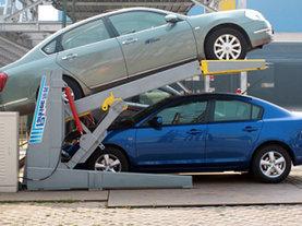 液压迷你式简易升降机械停车设备