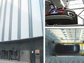 垂直升降类机械式停车设备