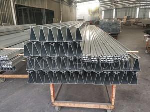 厦门6005-T5铝合金方管圆管 铝型材氧化加工
