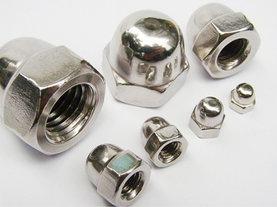 英制防滑/自锁螺母/盖形螺母