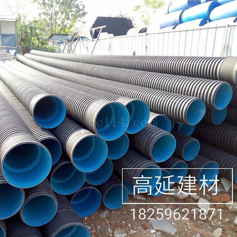 漳州HDPE雙壁波紋管