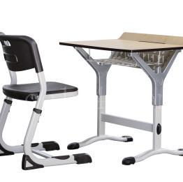 铸铝课桌椅