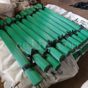 现货 彩色园艺包塑铁丝 渔捞手柄 热镀锌包塑铁丝