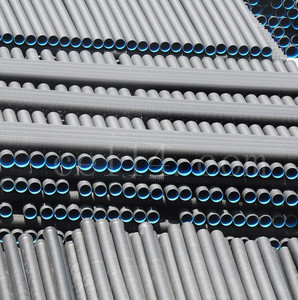 PE大口徑塑料波紋管下水管