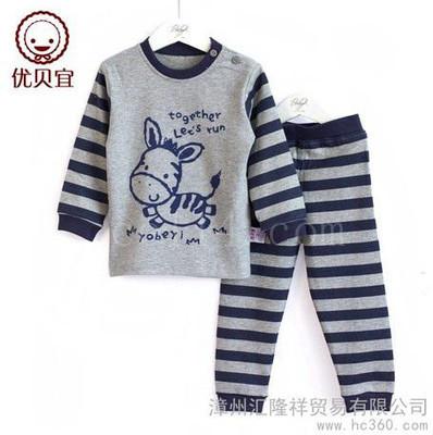 儿童内衣家居服套装