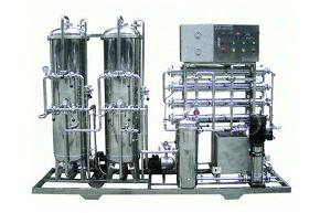 超滤及反渗透设备